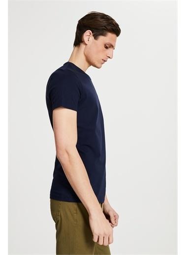 Tween Baskılı T-Shirt Lacivert